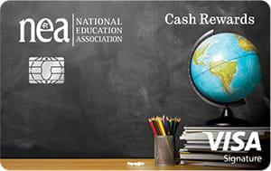 NEA Cash Rewards Credit Card